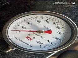 Compression Testing Machine Pressure Gauge