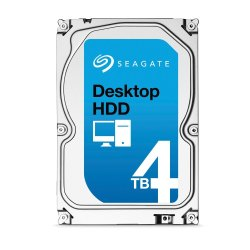 4TB Desktop Seagate Internal Hard Drive