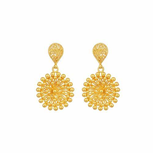 Tanishq Gold Earrings Retailer From Bardhaman