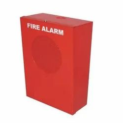 Mild Steel MS Fire Alarm Hooter, for For Fire Frightening