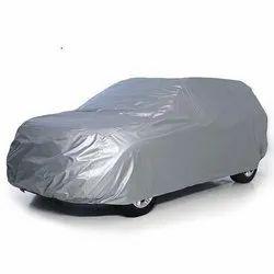 Grey Plastic Car Body Cover