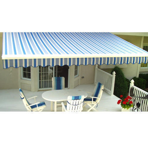 Folding Balcony Awning