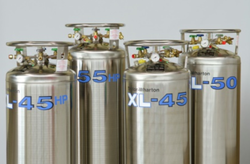 XL-55VHP Taylor Wharton Liquid Gas Cylinder