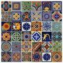 Hand Printed Ceramic Tiles