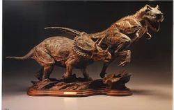 EPS, Thermocol Dinosaur Statue, For Exterior Decor