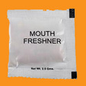 Mouth Freshener Sachets