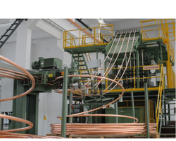 Copper Casting Continous Machine