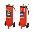 Safex 50Ltr Foam Co2 Trolley Mounted Fire Extinguisher