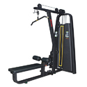 Dual Lat Pull Down and Row