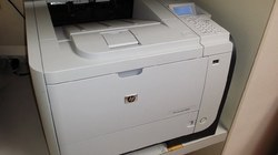 Heavy Duty Used HP P3015dn Laser Printer