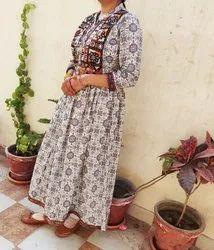 New Arrival tribal print dress vintage dress african print dress