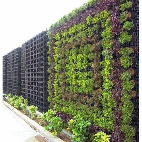 Plastic Vertical Garden