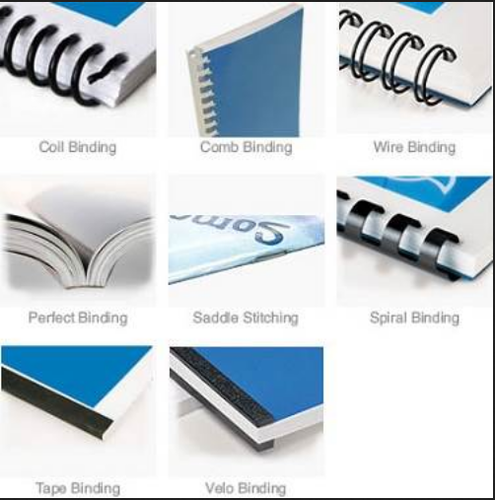 Wire'o' / Perfect Binding Services In Gota, Ahmedabad