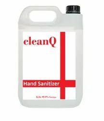 Hand Sanitizer CleanQ 5 Litre Jar