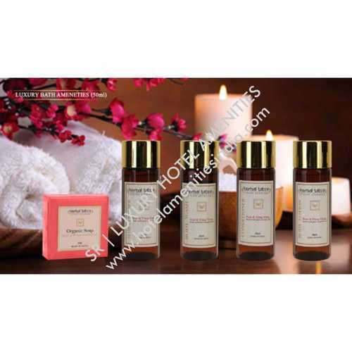 Luxury Bathroom Amenities For Hotel Pack Size Kit Rs 90 Pack