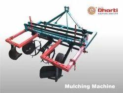 Mulch Lying Machine