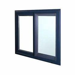 White Aluminum Designer Windows