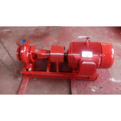Suction Jockey Fire Pump