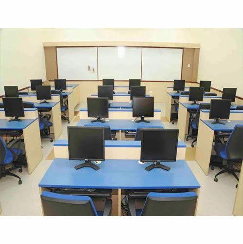 Wooden School Computer Lab Furniture Rs 3000 Piece