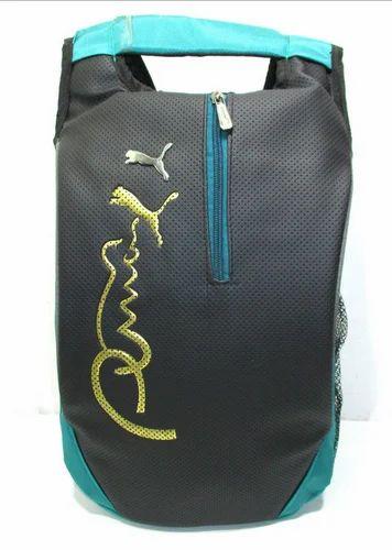 mucho flaco Pekkadillo  Cyan Puma Casual Backpack, Rs 599 /piece Rahman Bags Online   ID:  17685986255