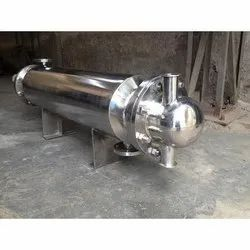 Used SS Heat Exchanger