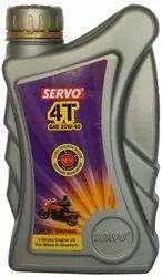 Servo Engine Oil 4T