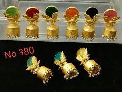 Ladies Party Wear Earrings