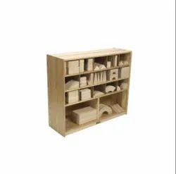 Wood Color LI-24 Organizer Block