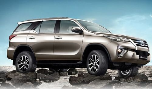 Fortuner Car View Specifications Details Of Luxury Car By Gargya