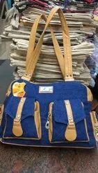 Blue Ladies Bag