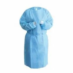 Oddy Medical Isolation Gown - Sg-I1 - 82 Cm x 135 Cm - 50 Gsm - Pack Of 1 Pc