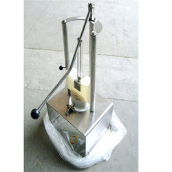 Pineapple Corer And Slicer Machine
