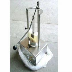 Pineapple Corer And Slicer Machine