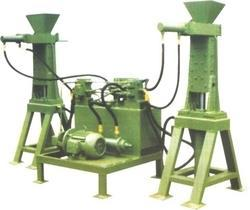 Inter Lock Wall Block Making Machine