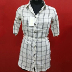 Ladies Long Shirt