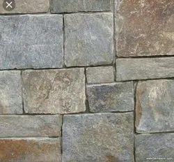 Flat Jalakandapuram Natural Stones, Size: 50mm *50mm