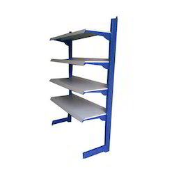 Mild Steel Display Rack