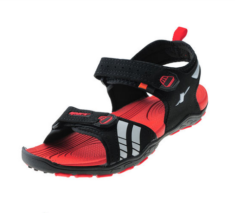 Red Gents Sports Sandal SS-455