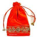 Drawstring Potli Gift Bag