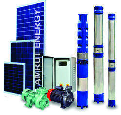 Three Phase Solar Submersible Pumps, Warranty: 2 Year