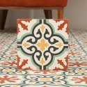Hand Print Floor Tiles