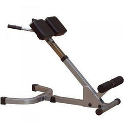 Hyper Extension Fixed Angle Weight Lifting Bench