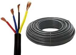 Conductor Type: Armoured Black 4 Core Electric Wire, For House Wiring, Crossectional Size: 1.5 Sqmm