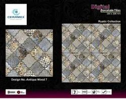 Rustic Digital Floor Tiles