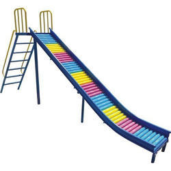 Roller Playground Slide