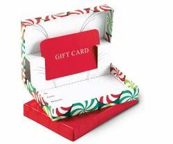 Premium Gift Card Box