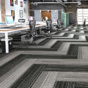Stroke Carpet Tiles