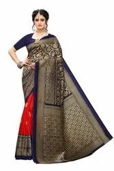 Woman Designer Silk Saree