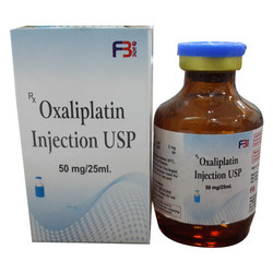 Oxaliplatin Injection 50mg/25ml & 100mg/50ml