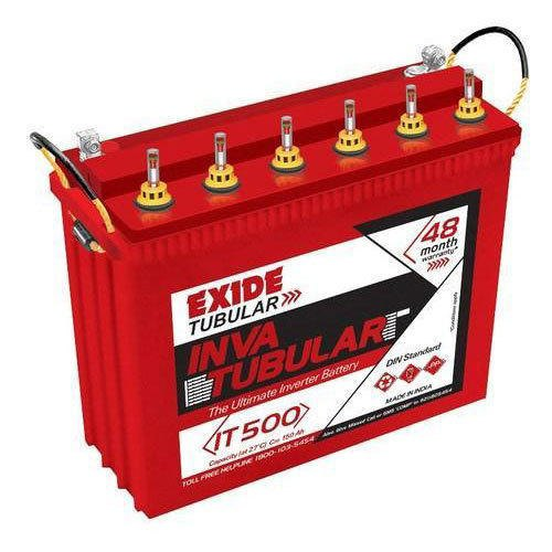 Exide Battery Exide Inverter Battery Manufacturer From Chennai